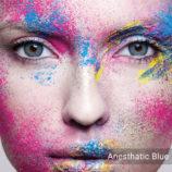 لنز اناستازیا انستاتیک بلو_Anesthesia Anesthatic Blue