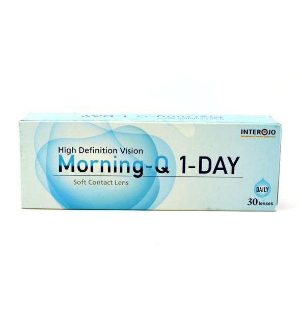 لنز طبی روزانه مورنینگ Morning Q 1-Day